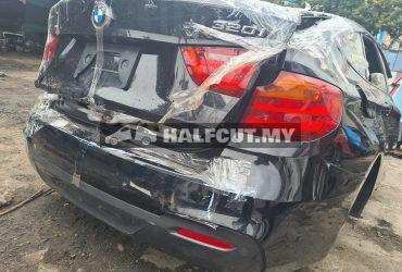 Bmw F34 GT rear cut complete