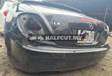 Benz SLK w171 rear cut complete