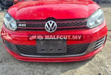 V/w Mk6 GTI 2.0 turbo halfcut CKD
