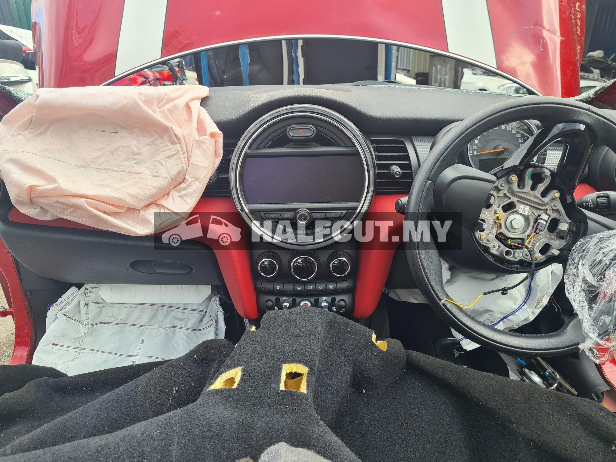 Mini F55 halfcut & rear cut complete