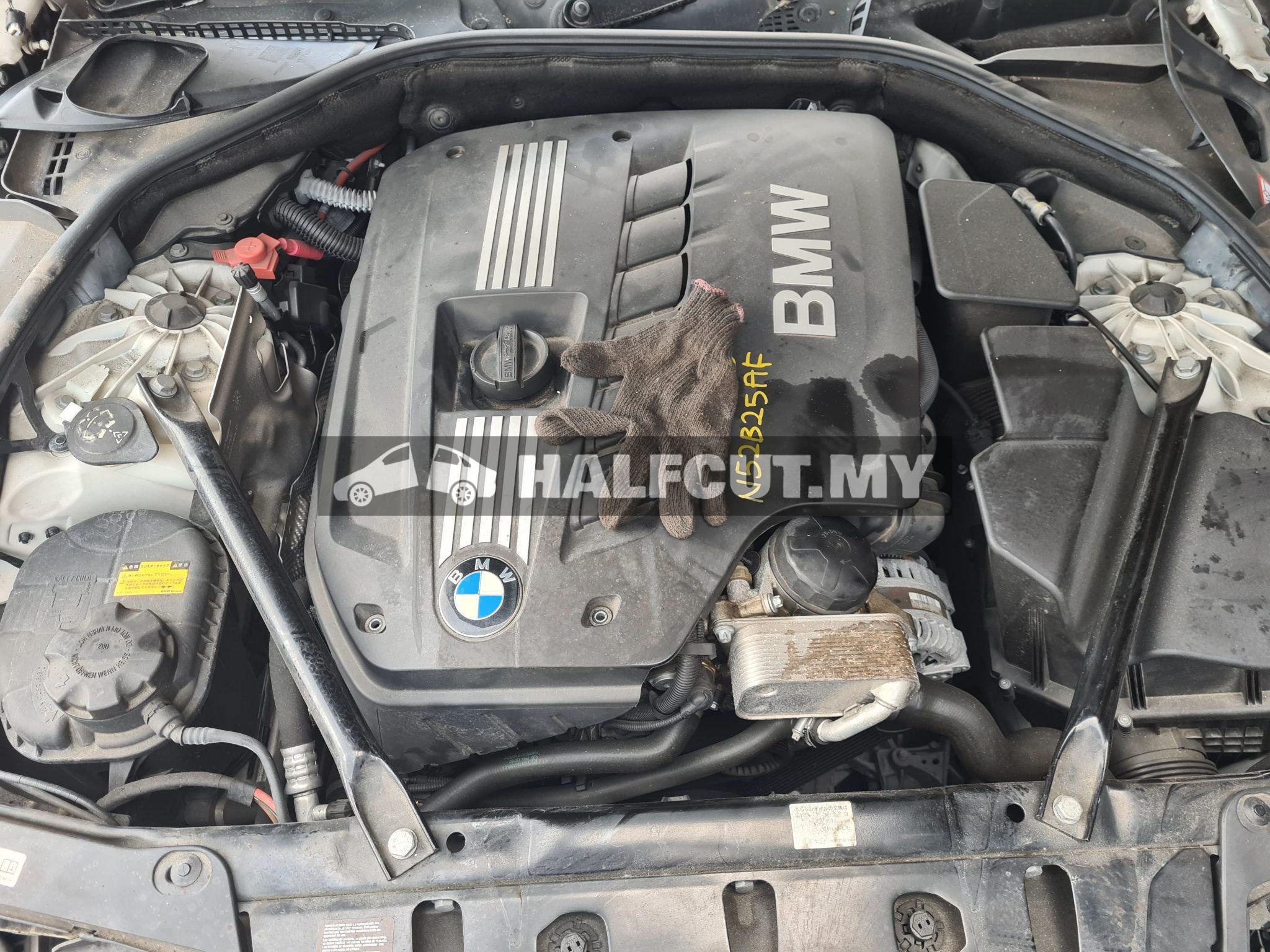 Bmw 5series F10 Msport halfcut CKD