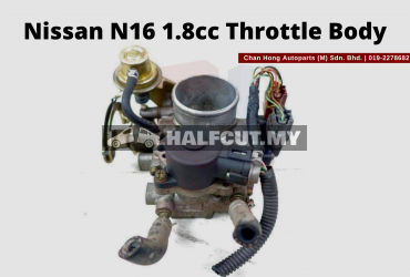 Nissan N16 1.8cc Throttle Body