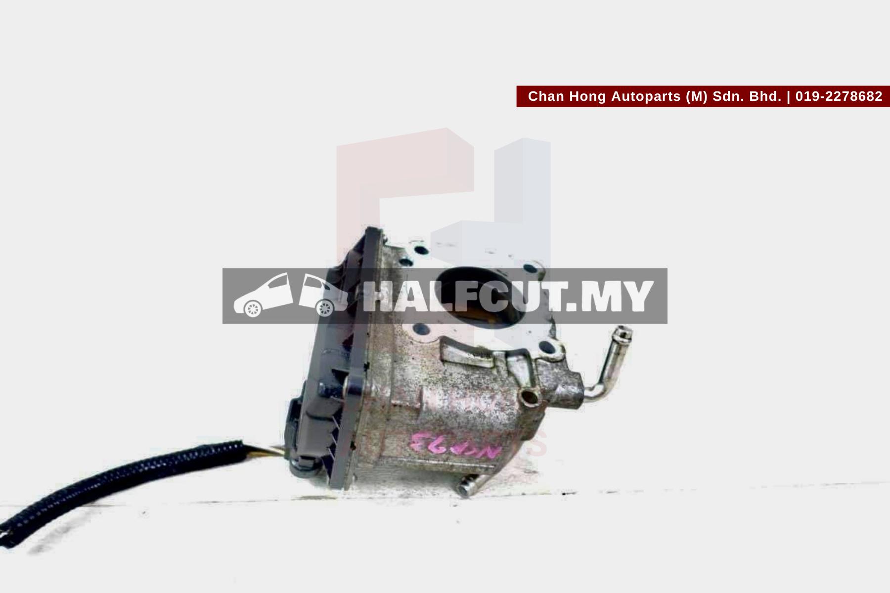 Toyota NCP93 Throttle Body