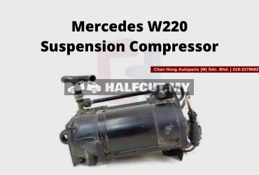 Mercedes W220 Suspension Compressor