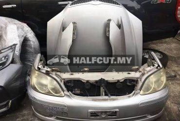 TOYOTA CAMRY30 NOSE CUT,BONNET AND FENDER