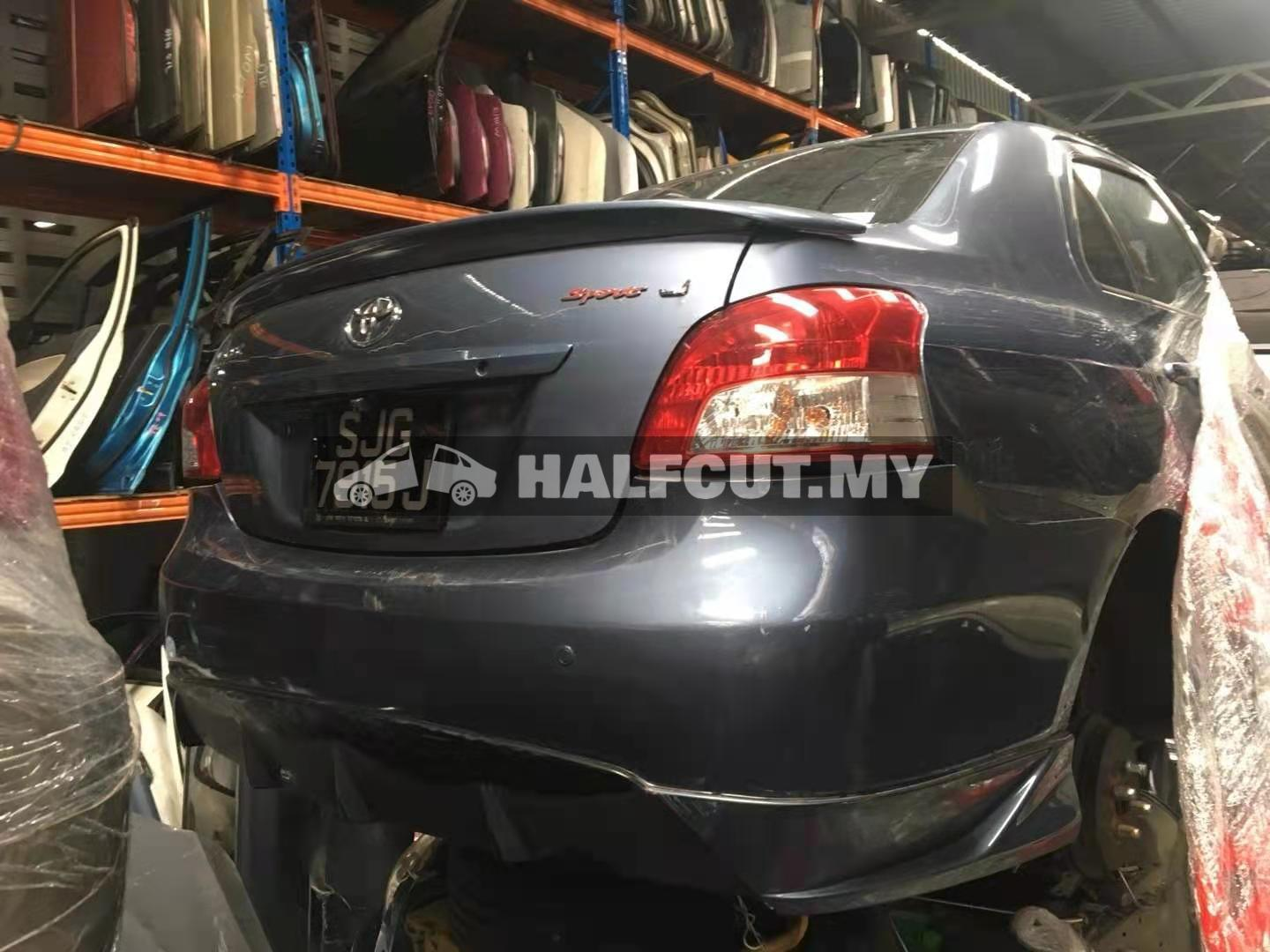 TOYOTA VIOS 1NZ AUTO FRONT CUT AND REAR CUT