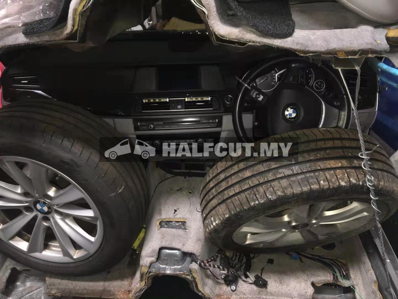 BMW F10 523 (N52) FRONT CUT AND REAR CUT