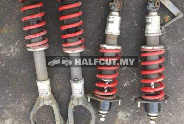 RS*R ADJUSTABLE /HIGH LOW AND SOFT HARD / FOR HONDA ODYSSEY RB3