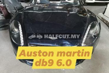 Aston Martin db9 6.0 half cut