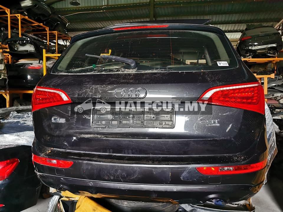 Audi Q5 2.0 half cut