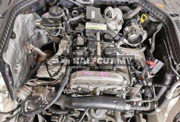 Mercedes Benz c200 w205 half cut ckd air matic absorber air matic pump