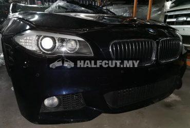 Bmw f10 N57 3.0 diesel turbo half cut