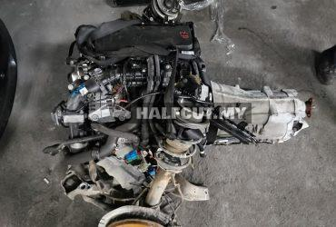 Bmw n47 2.0 diesel turbo engine set