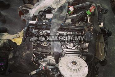 Bmw B47 2.0 diesel turbo engine set