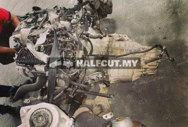 Audi A4 B8.5 CJE engine set