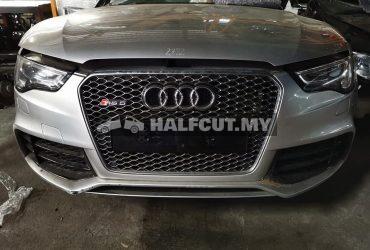 Audi RS5 2015 half cut ckd 20''sport rim set ceramic frt disc RS caliper RS5 seat
