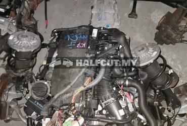 Bmw F30 N47 2.0 diesel turbo engine set electric absorber