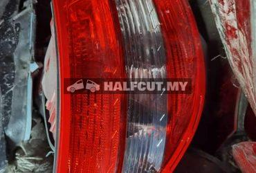 Mercedes Benz w204 c class tail lamp panel tail lamp