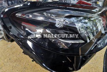 Mercedes Benz w213 head lamp headlight