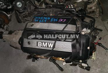 Bmw E46 2.5 m54 engine set