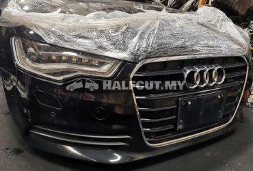 Audi A6C7 2.0 CDN turbo half cut