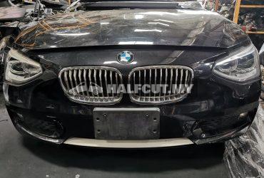 BMW F20 1.6 turbo petrol half cut ckd
