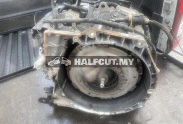 Ford Fiesta 1.0 turbo auto gearbox