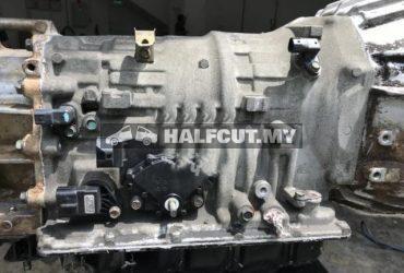 Isuzu D-max auto gearbox