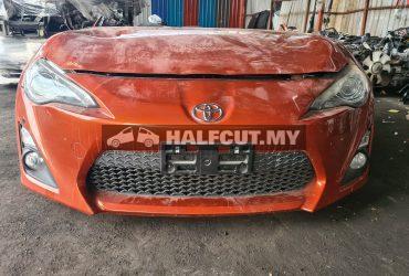 Toyota FT86 halfcut CKD