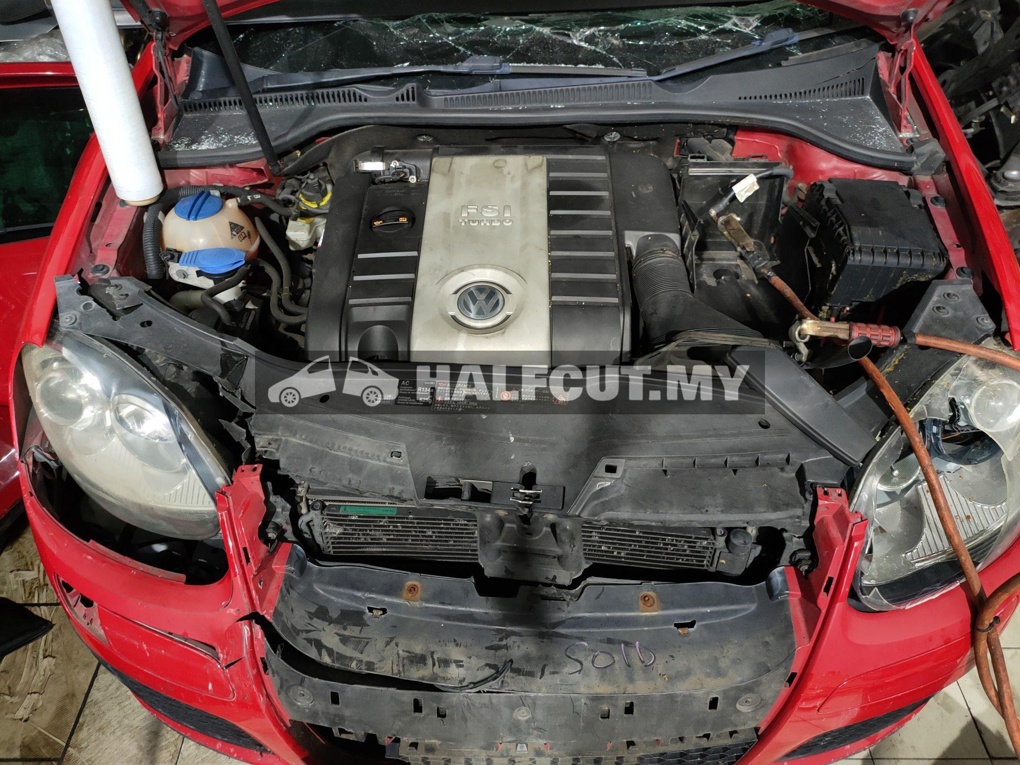 VOLKSWAGEN GOLF GTI MK5 BWA HALFCUT CKD