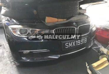 BMW F30 (N20B20B) 16YR FRONT CUT AND REAR CUT