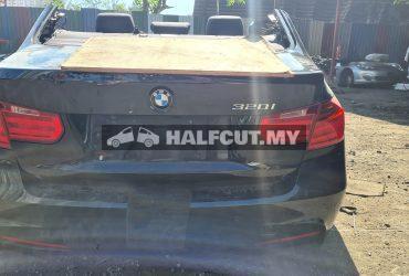Bmw 3series F30 rear cut READDY STOCK