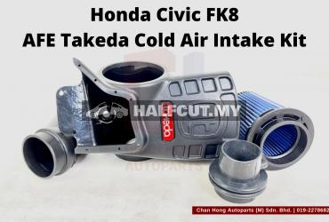 Honda Civic FK8 AFE Takeda Cold Air Intake Kit