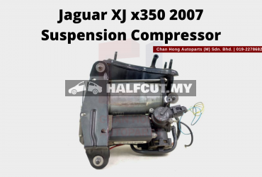 Jaguar XJ x350 2007 Suspension Compressor