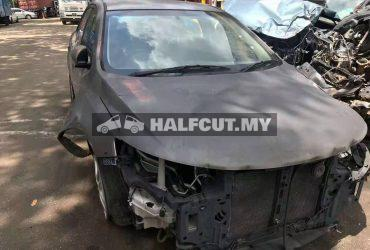 KIA FORTE 1.6CC AUTO 6SPEED FRONT CUT AND REAR CUT