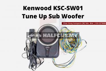 Kenwood KSC-SW01 Tune Up Subwoofer