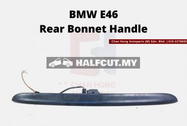 BMW E46 Rear Bonnet Handle