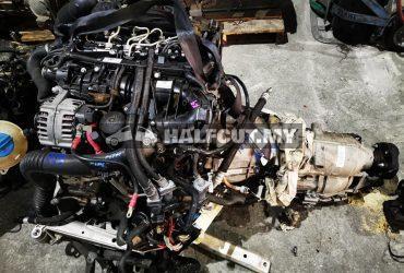 Bmw E60 2.0 N47 diesel turbo engine set
