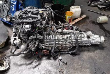 Audi A4 CDN 2.0 turbo engine set
