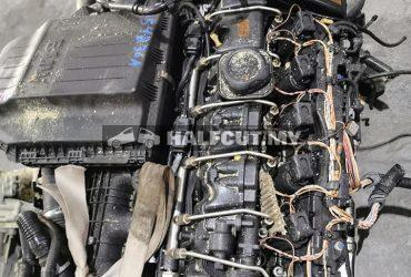 Bmw E90 N54 3.0 turbo direct injection engine set