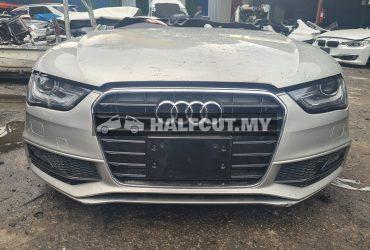 Audi A4 facelift 2.0 turbo halfcut