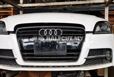 Audi tt mk2 2.0 2012y turbo, CES engine half cut ckd, tts bodykits, day light head lamp