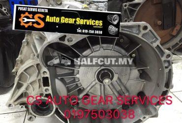 Toyota harrier vellffire 2.5 k115 k114 cvt auto gearbox