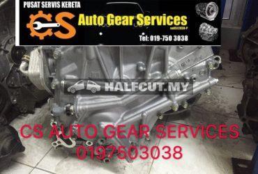 Honda city T9A cvt auto gearbox