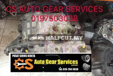 Harrier camry ipsum rav4 4speed auto gearbox