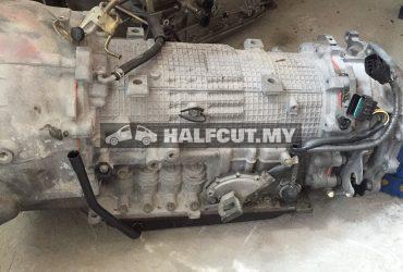 Mitsubishi triton auto gearbox