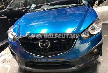 MAZDA CX5 2.0CC 2WD FRONT CUT AND REAR CUT