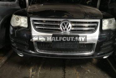 VOLKSWAGEN VW SUV HALFCUT HALF CUT