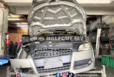 Audi MK2 BWA Turbo Half Cut & Rear Cut