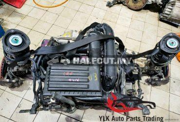 VOLKSWAGEN GOLF MK7 1.4 CZD ENGINE SET